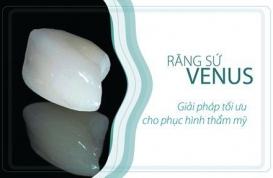 Làm răng sứ Venus giá bao nhiêu tiền?